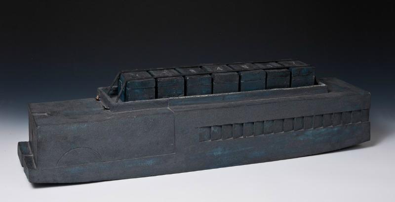 Skulpturer Helle bovbjerg Cargo