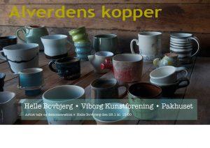 keramik udstilling Helle Bovbjerg