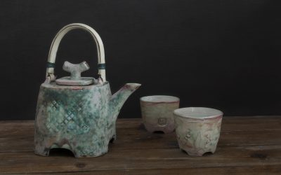 Tea for Two – Hjorth historic ceramic factory on Bornholm