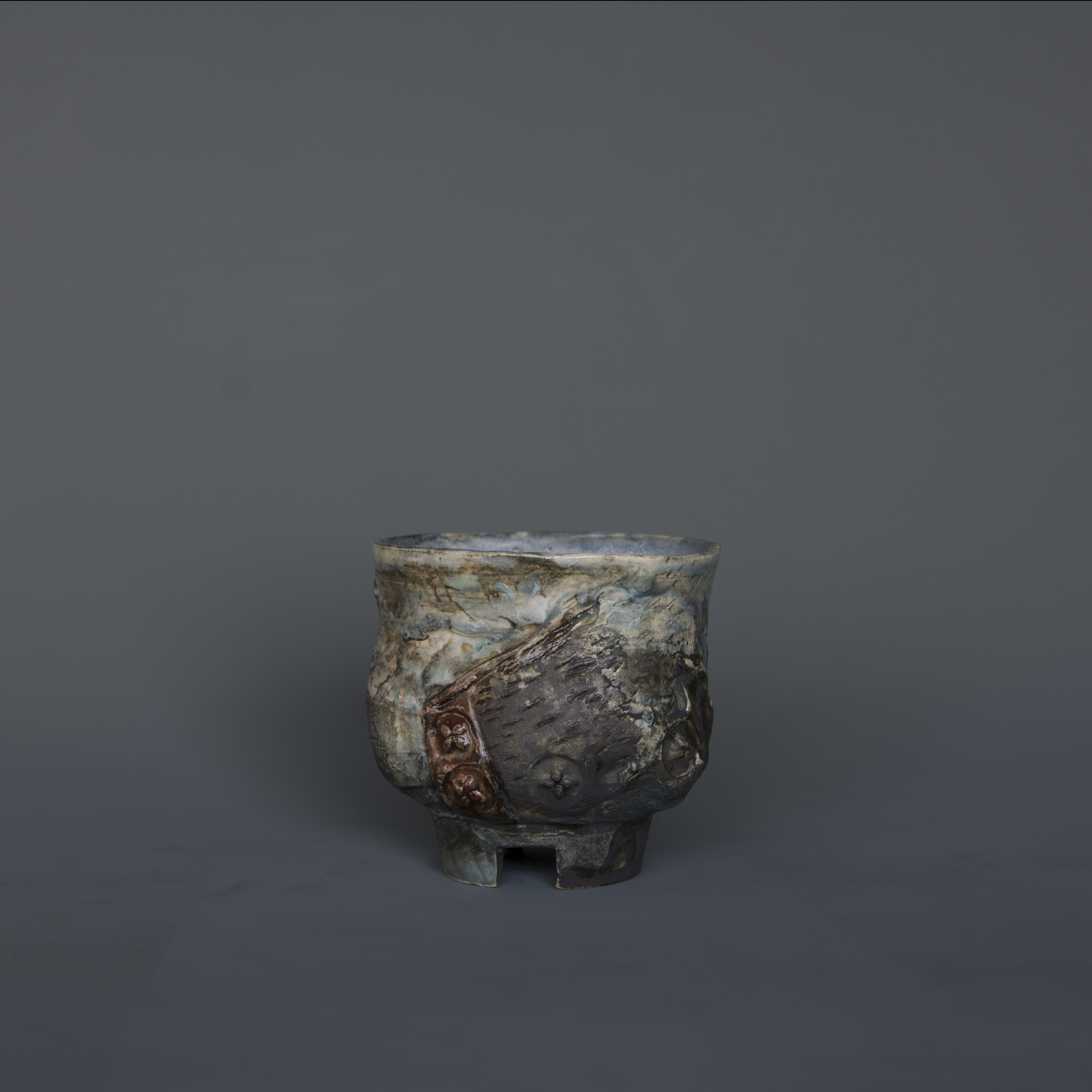 Helle bovbjerg ceramic cup