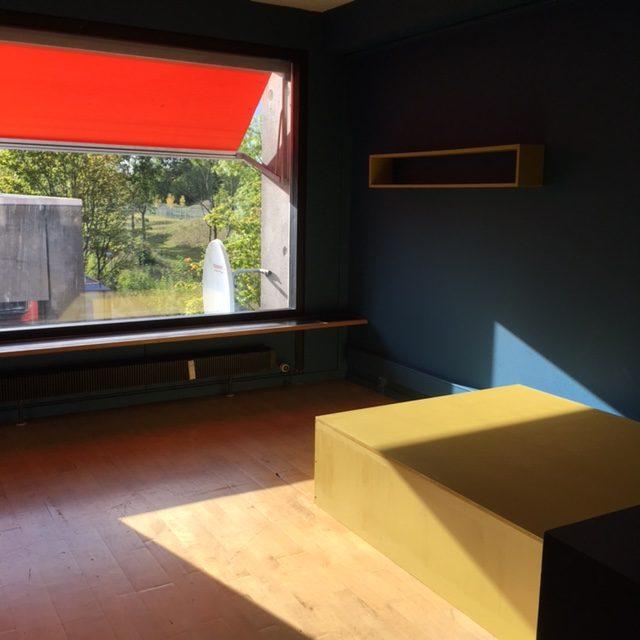 FOMO udstilling i en forladt lejighed