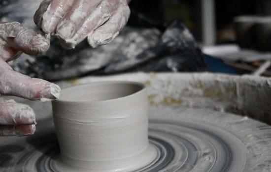 Glæden ved at lave en kop